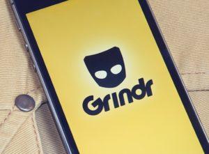 grindr phone app