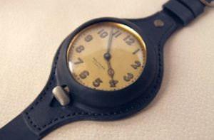 wristlets evolved from pocket watches