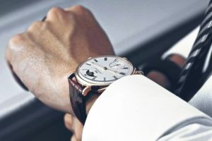 watch conveys social signals